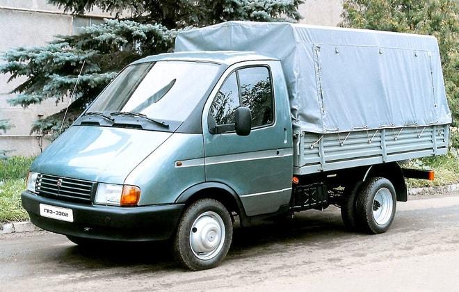ГАЗель модели 3302