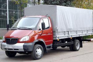 Технические характеристики малотоннажной грузовой ГАЗель Валдай