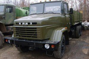 Технические характеристики и руководство по эксплуатации КрАЗ-250