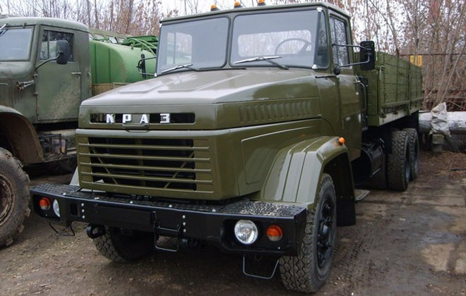 Грузовик КрАЗ-250