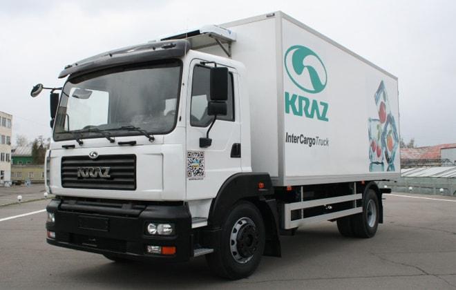 Грузовик КрАЗ-5401
