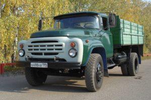 Устройство популярного советского грузовика ЗИЛ-130 и возможные неисправности