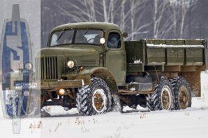 Технические характеристики грузовика ЗИЛ-157 и его лучших модификаций