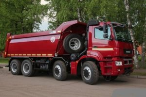 Описание и технические характеристики грузового автомобиля КамАЗа-65801