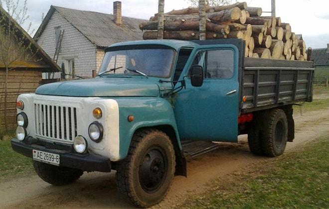 Схема электропроводки и технические параметры грузовика ГАЗ-5312