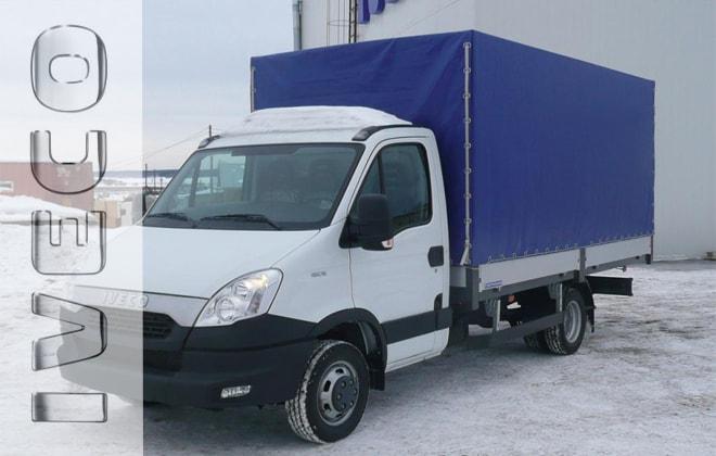 Iveco Daily модели 50С15