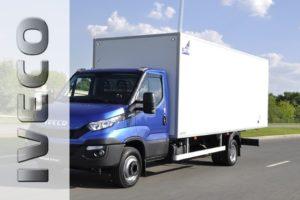 Пассажирские микроавтобусы (автобусы) и грузовые Iveco Daily