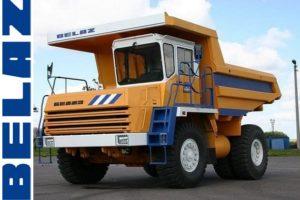 ТОП-2 модели БелАЗа-7540 (Belaz) их технические характеристики и модификации