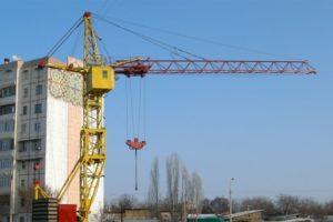 Принцип работы и технические характеристики башенного крана КБ-308