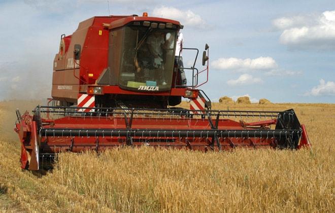 Комбайн для уборки зерновых