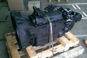Модели коробок переключения передач (КПП) устанавливаемых на автомобили МАЗ