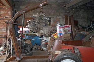 Как изготовить гаражный кран-гусь своими руками