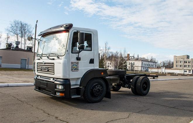 КрАЗ-4501Н2