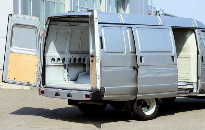 Малогабаритный фургон