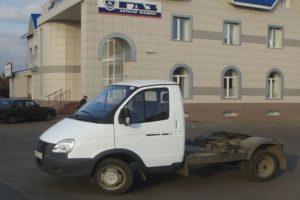 Устройство и технические характеристики тягача ГАЗель с полуприцепом