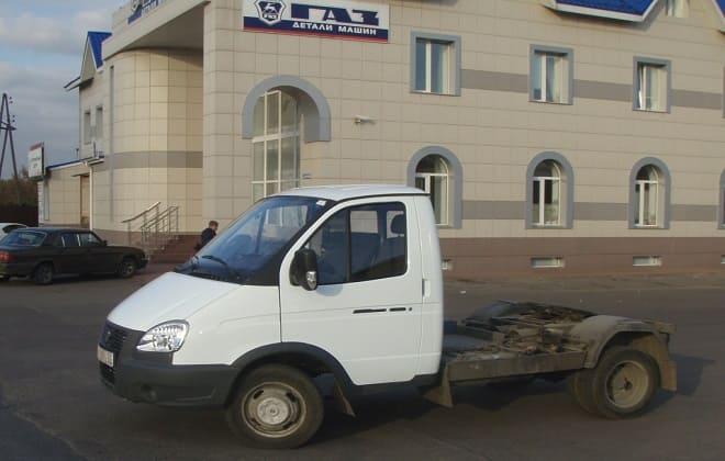 Малогабаритный грузовик