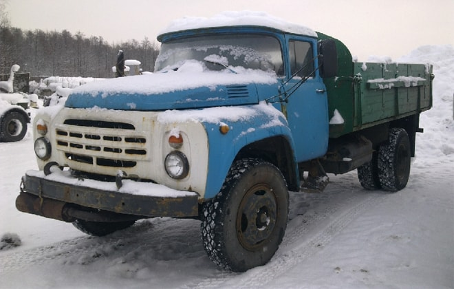 Машина модели ЗИЛ-431410