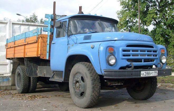 Машина завода имени Лихачева