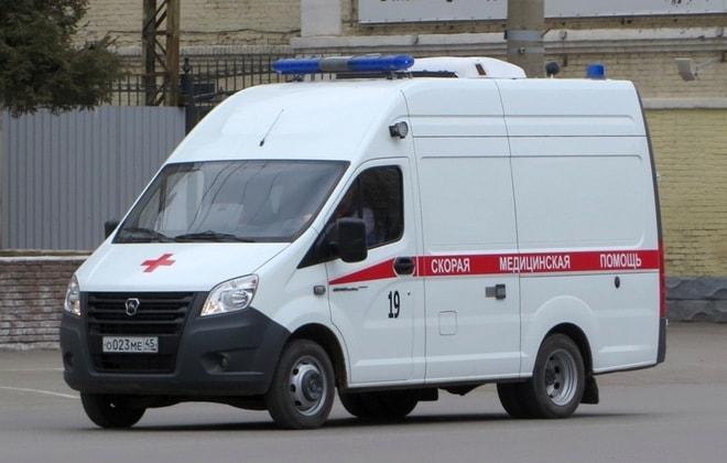 Медицинский автомобиль ГАЗель