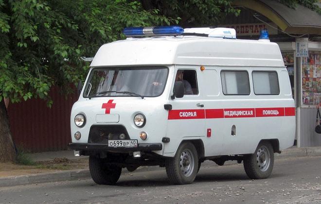 Медицинский фургон 39623