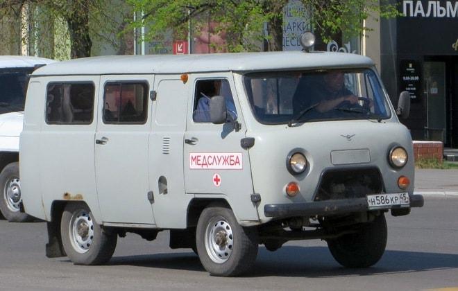 Микроавтобус 396295