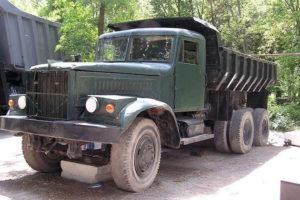 Характеристики популярного советского карьерного самосвала КрАЗ-256Б