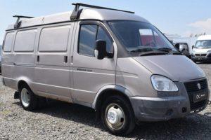 Характеристики малотоннажного фургона ГАЗель-2705