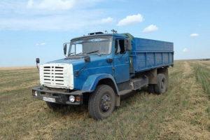 Технические характеристики самосвала и других модификации грузовика ЗИЛ-4331