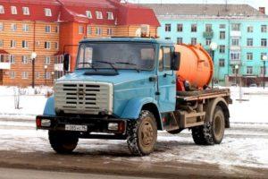 Характеристики автомобилей на базе универсального грузового шасси ЗИЛ-433362