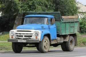 ТОП-2 модификации грузовых автомобилей на базе самосвала ЗИЛ-ММЗ-4502