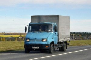 Отечественный малотоннажный грузовой автомобиль ЗИЛ-5301 Бычок с более 35 модификациями