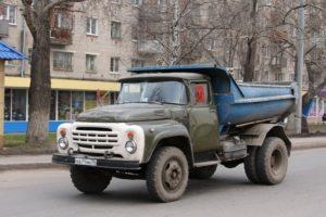 Характеристики советского самосвала ЗИЛ-ММЗ-555 и его модификаций