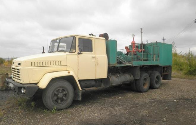Модель авто КрАЗ-250