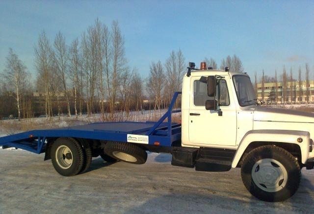 Модель ГАЗ-3309