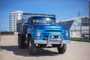 Идеи для тюнинга советского грузового автомобиля ЗИЛ своими руками