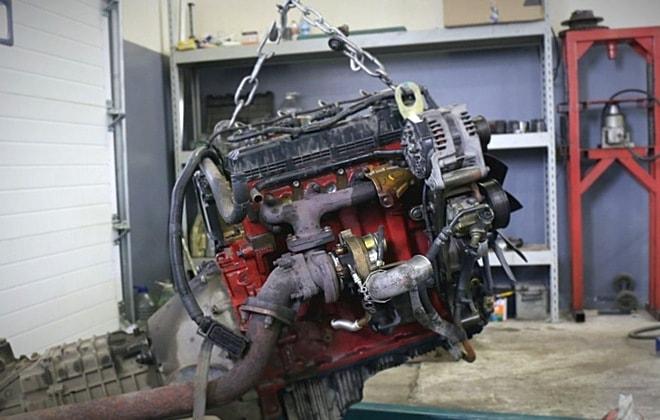 Мотор Cummins