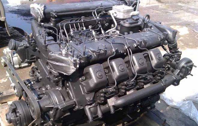 Мотор КамАЗ 740