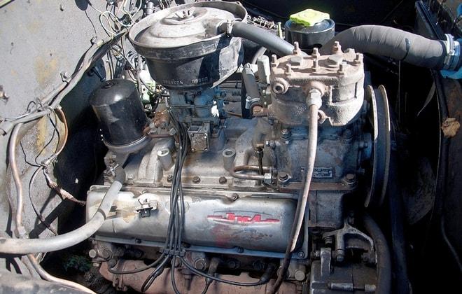 Мотор ЗИЛ