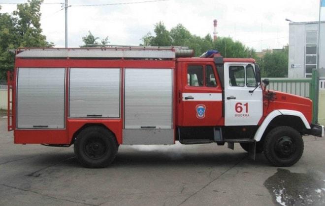 Пожарная машина 433114