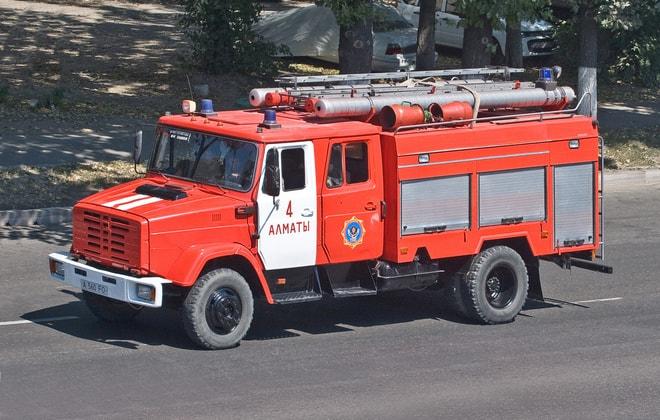 Пожарный автомобиль 433104