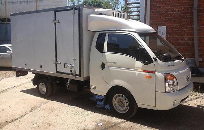 Рефрижератор Hyundai