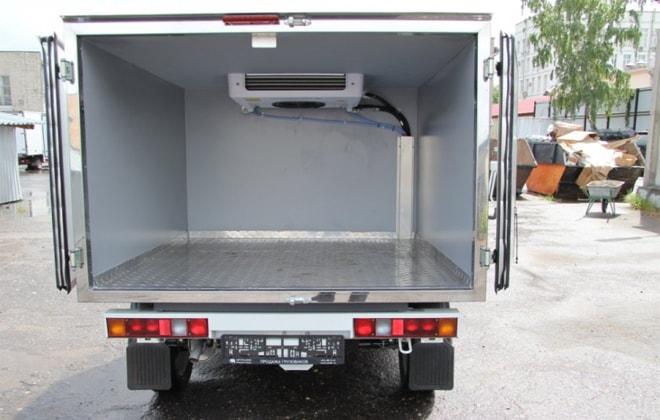 Рефрижераторный фургон ВАЗ