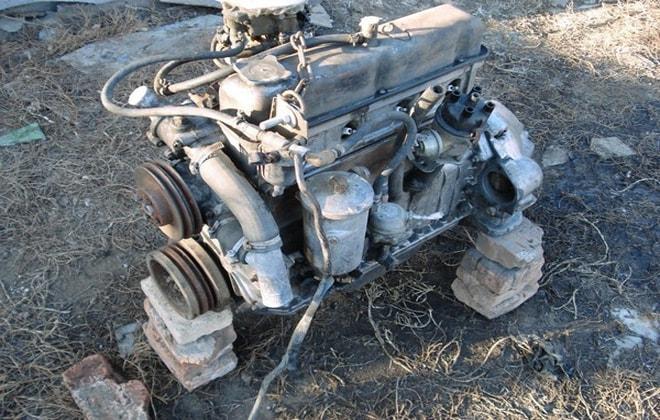 Ремонт двигателя 402