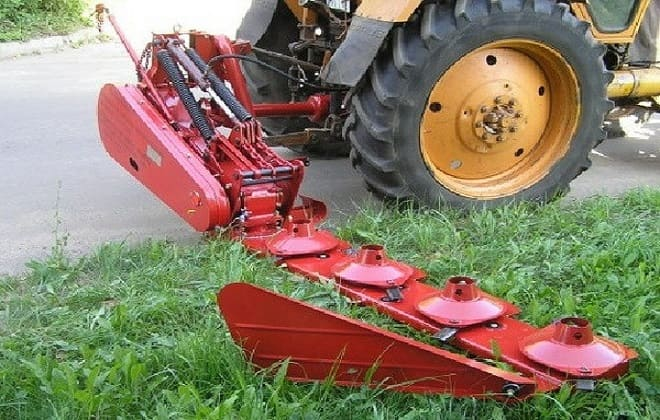 Сельскохозяйственный агрегат