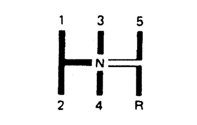 Схема переключения передач маз 9 ступенчатая фото 15