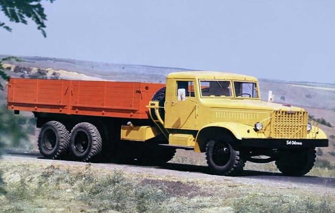 Старая модель машины
