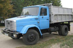 Технические характеристики грузовика ЗИЛ-4333 и аналогичные среднетоннажные автомобили
