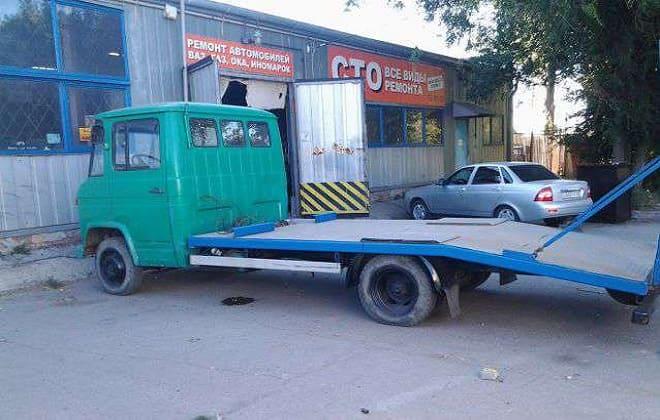 Транспортировочная машина