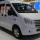 Технические характеристики цельнометаллического фургона ГАЗель Некст (Next)