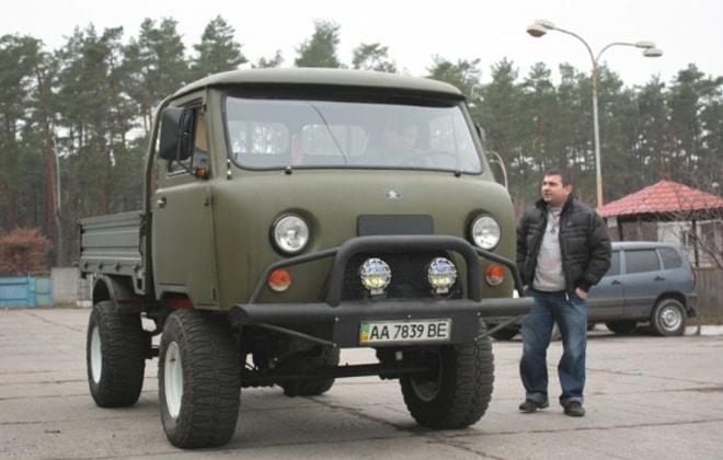 Тюнинг УАЗ-3303